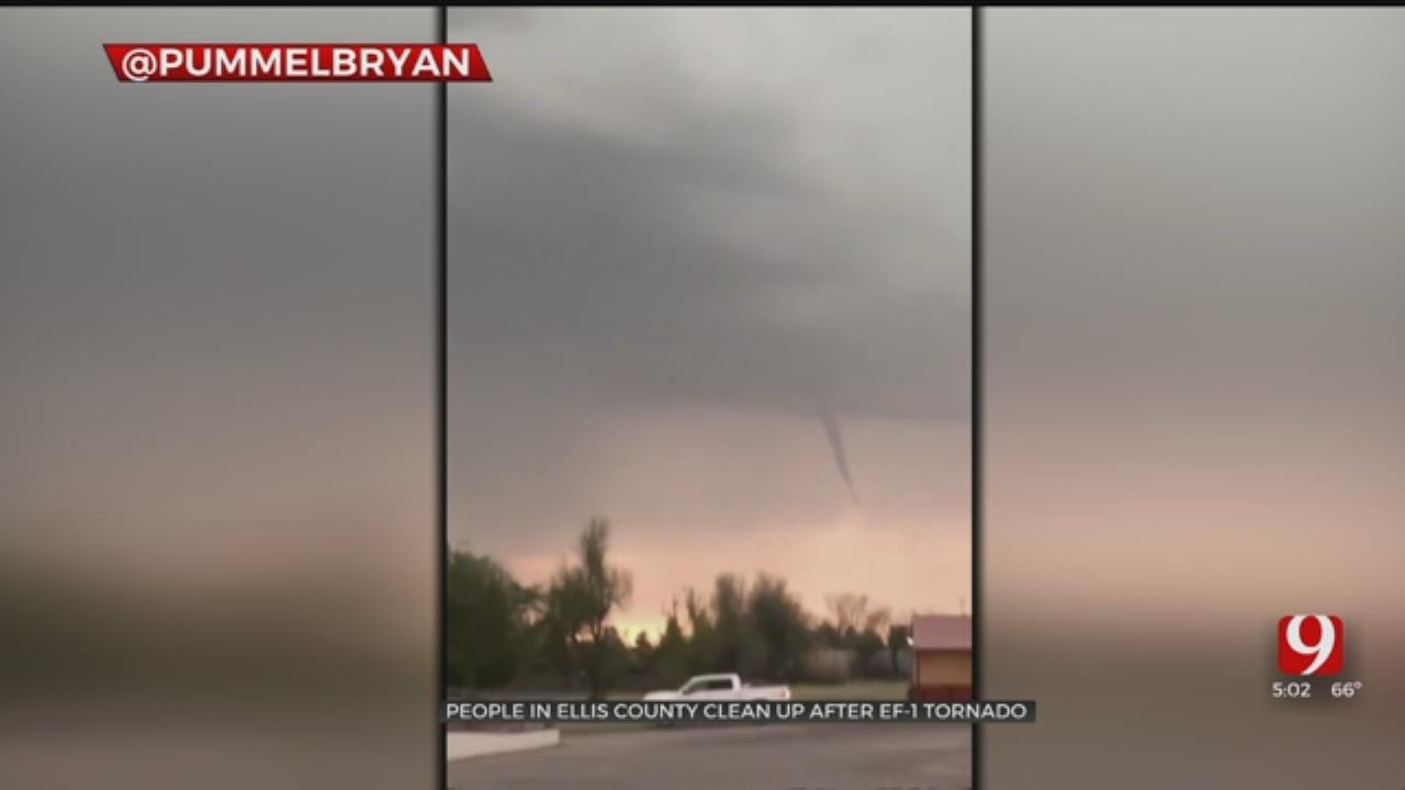 Residents Express Frustration After Tornado Sirens Didn't Sound In Ellis County
