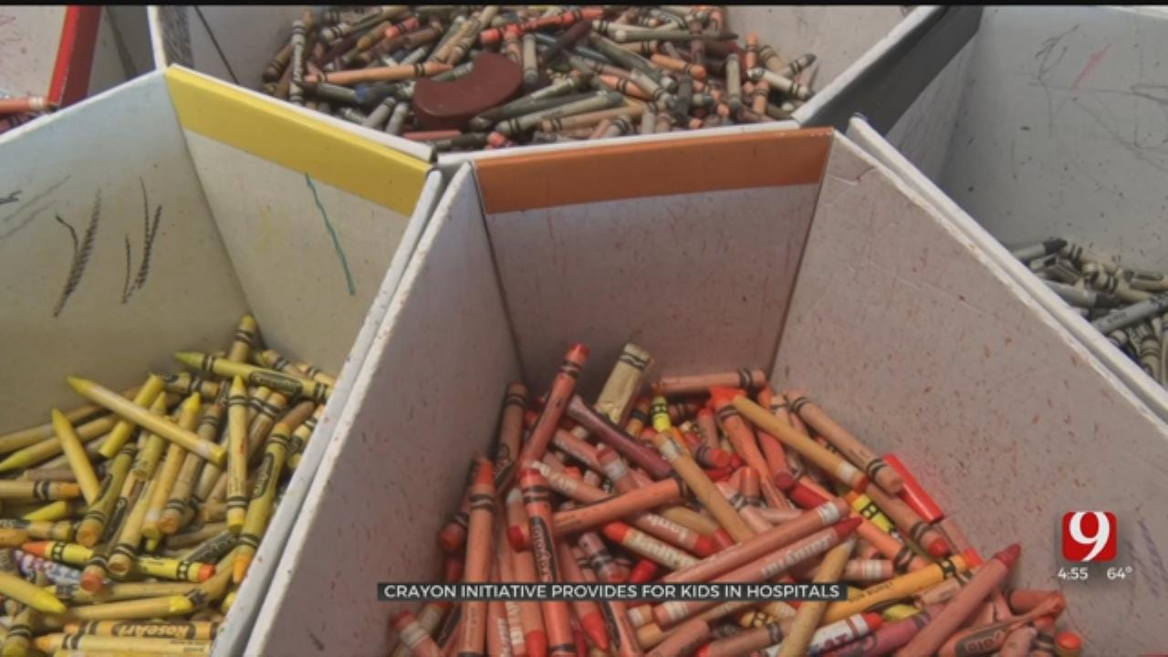 Local AAA Employees Show True Colors For 'The Crayon Initiative'