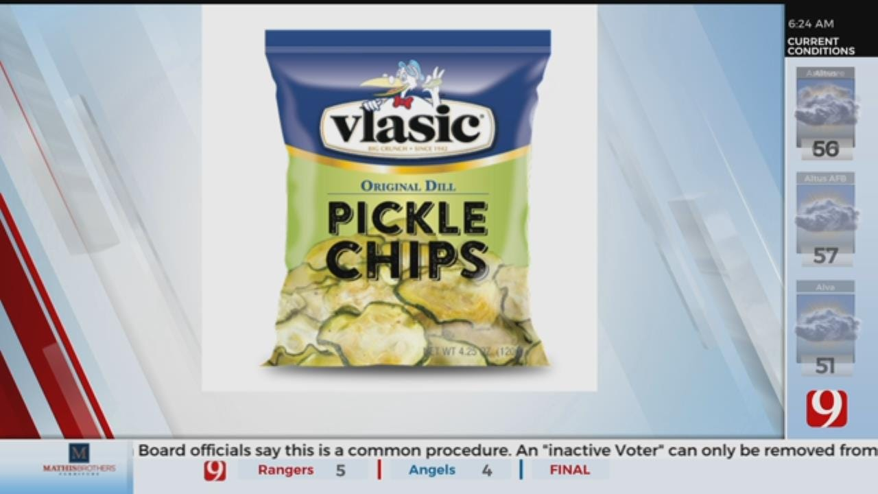 Vlasic To Make Pickle Chips Made From Actual Pickles