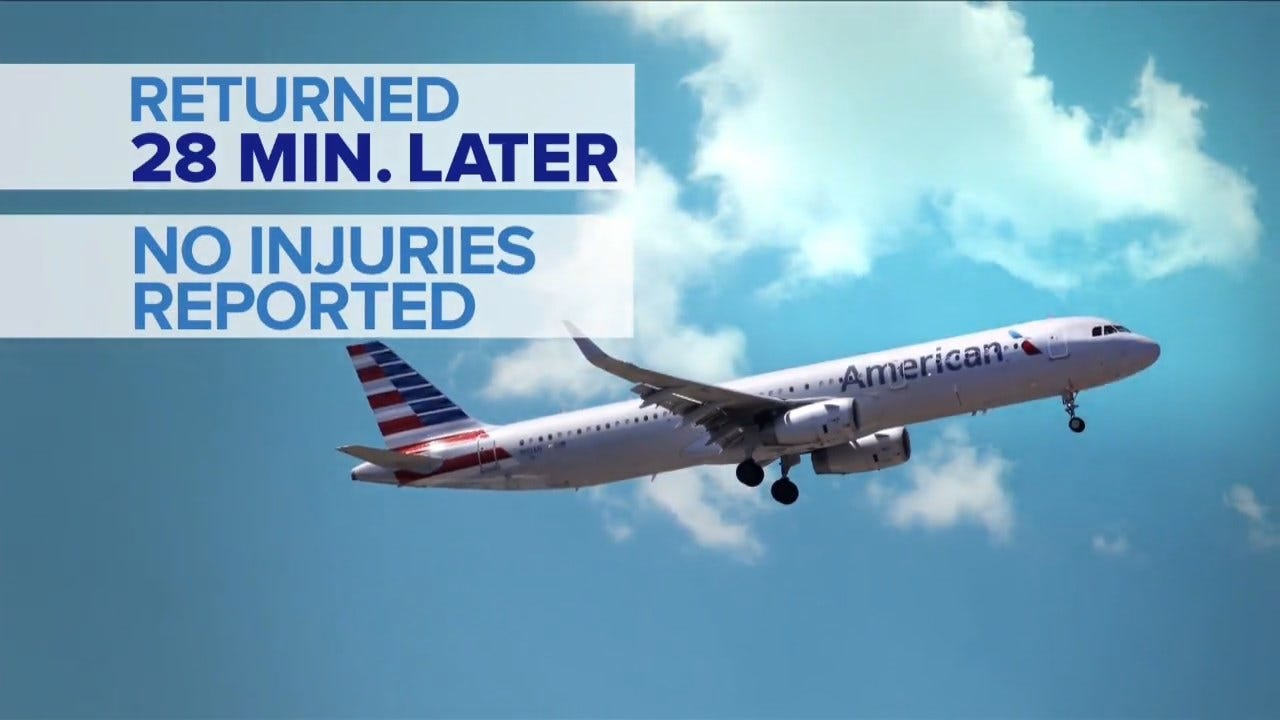 American Airlines Jet 'Nearly Crashed' During Takeoff At JFK Last Week