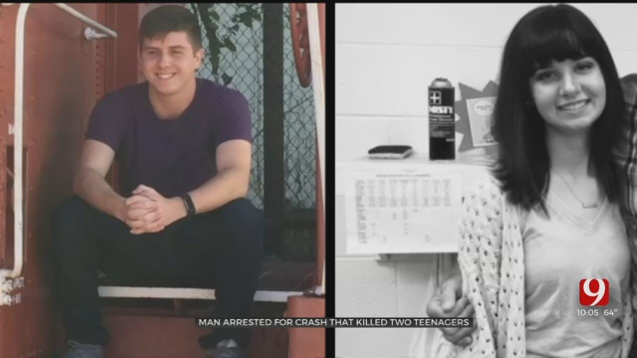 Man Faces Manslaughter Charges For Crash That Killed 2 Tecumseh Teens