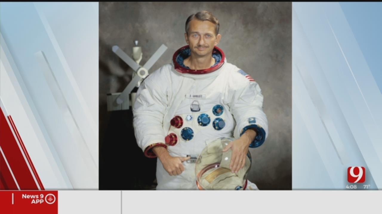 Astronaut, Oklahoma Native Dies At Age 88
