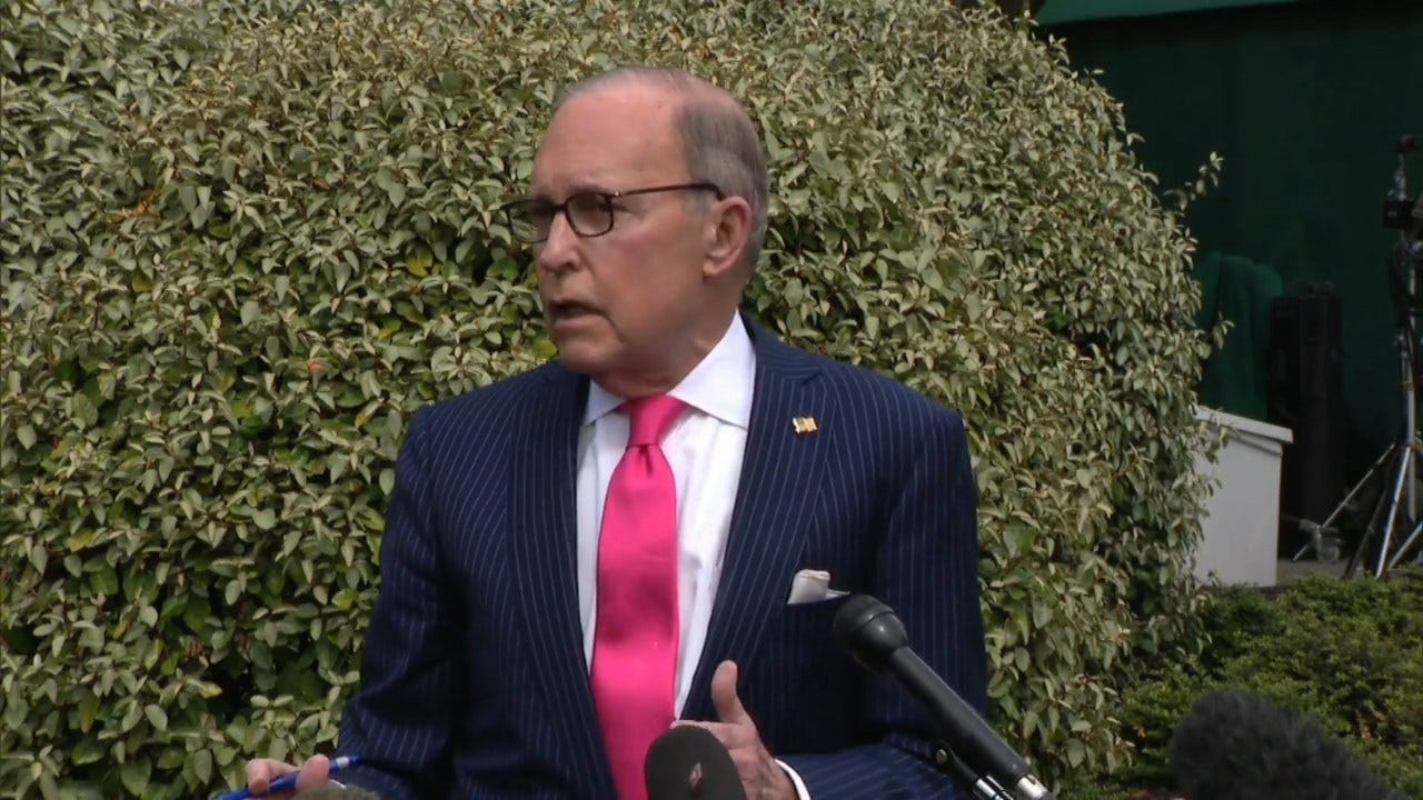 White House Economic Adviser On Possible Sanctuary Cities Policy