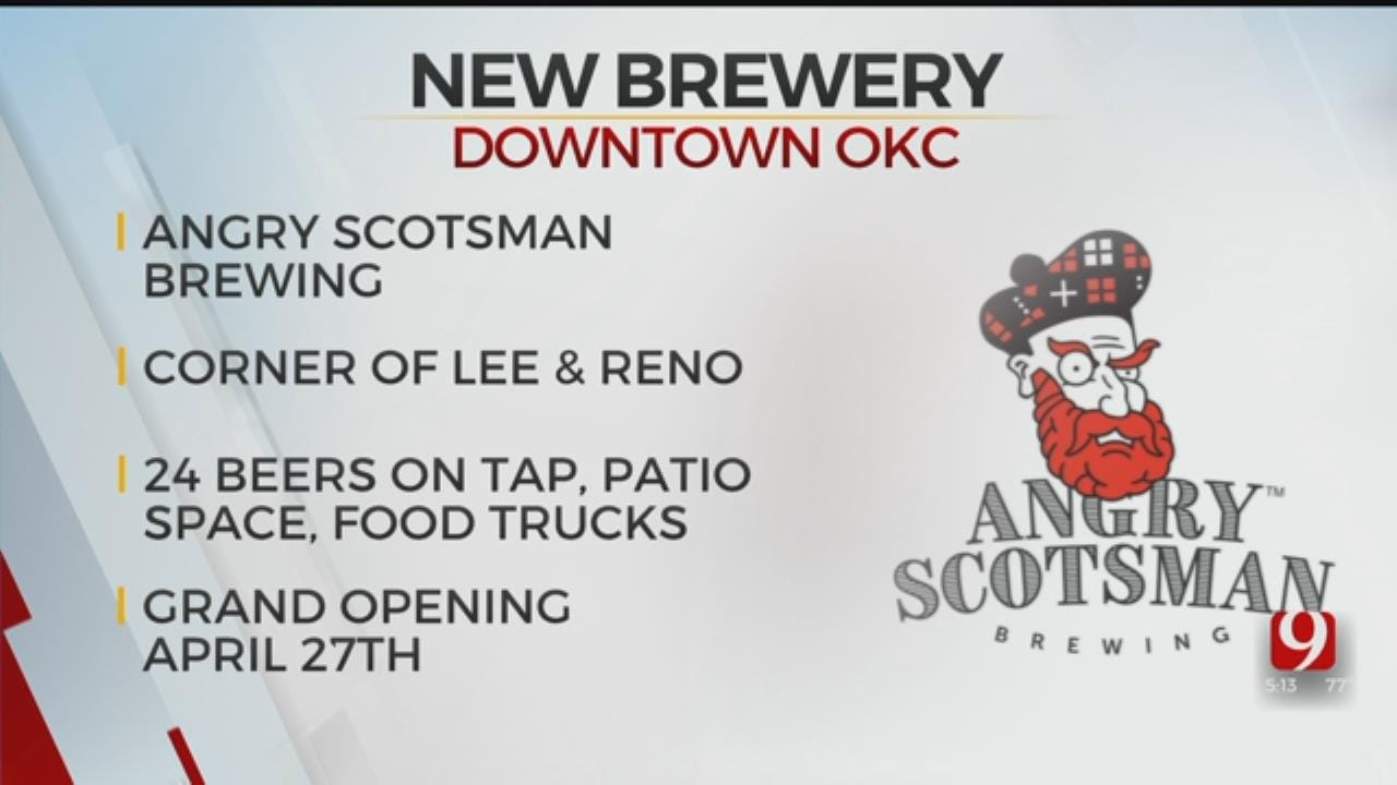 New Brewery Opening In OKC