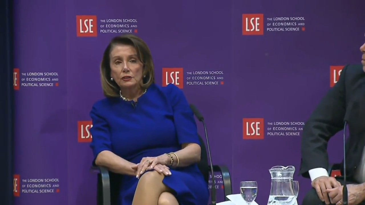 Pelosi: No President 'Should Use The Tragedy Of 9/11 As A Political Tool'