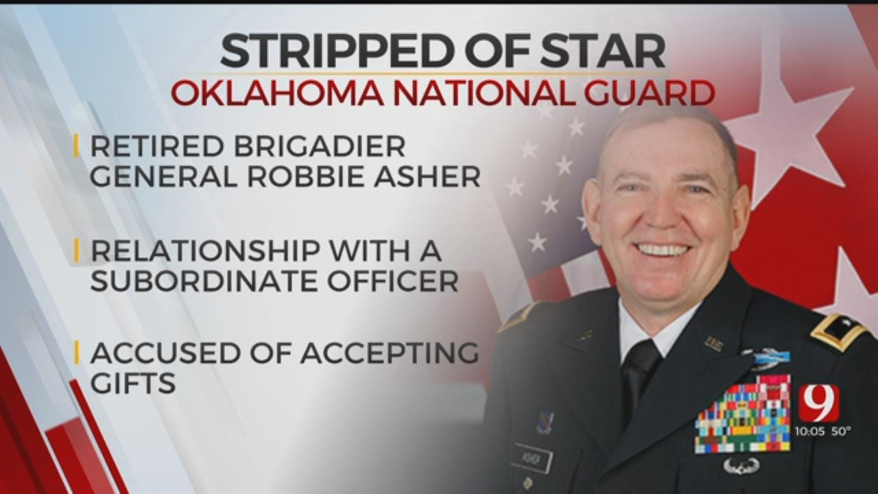 Oklahoma National Guard General Demoted After Alleged Affair With Married Subordinate