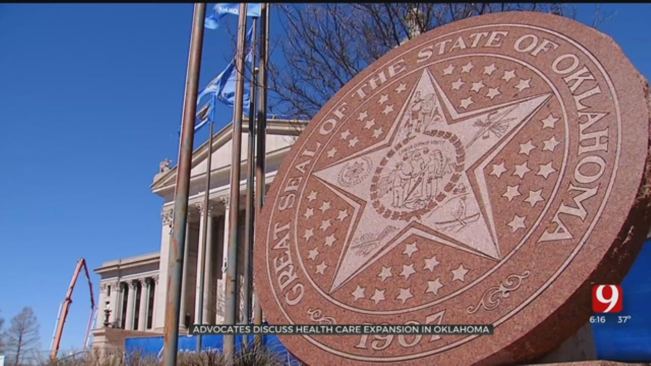 Advocates Discuss Health Care Expansion In Oklahoma