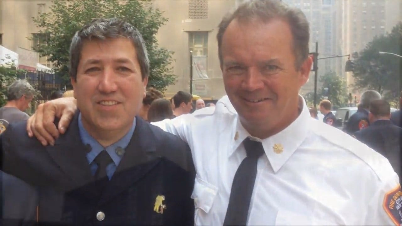 FDNY Battalion Chief Who Survived 9/11 Retiring After 34 Years