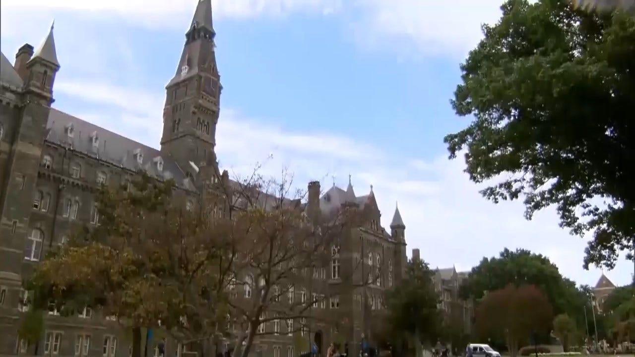 Georgetown University Students Hope Slavery Reparations Vote Sets Nationwide 'Precedent'