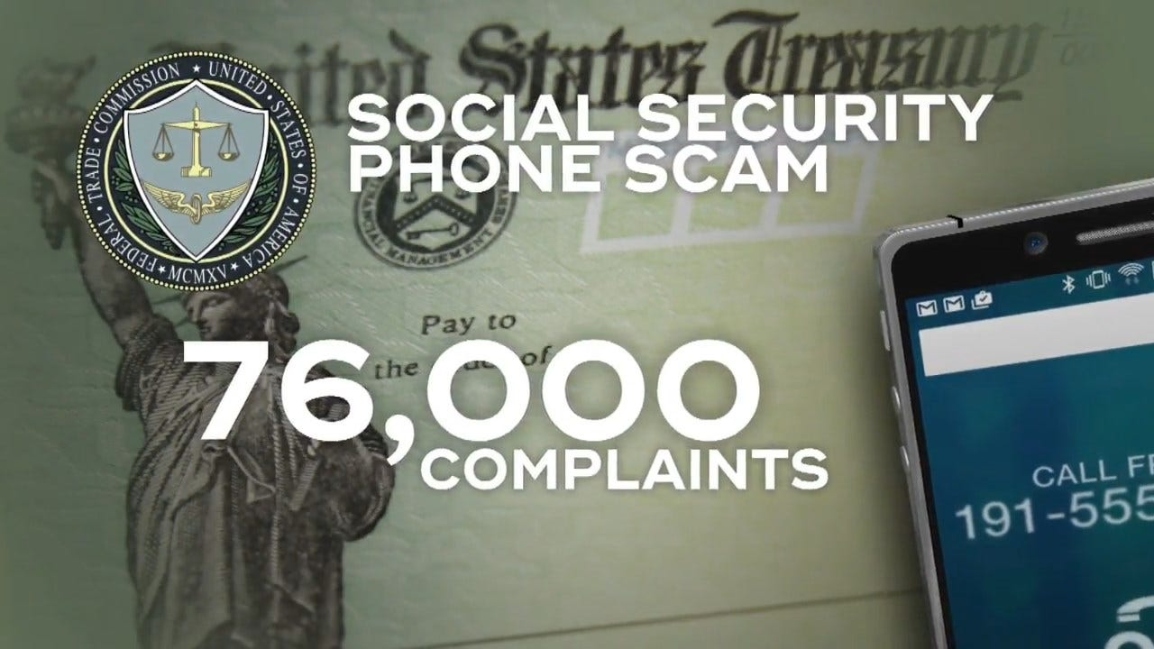 Social Security Phone Scam Costing Victims Millions, FTC Says