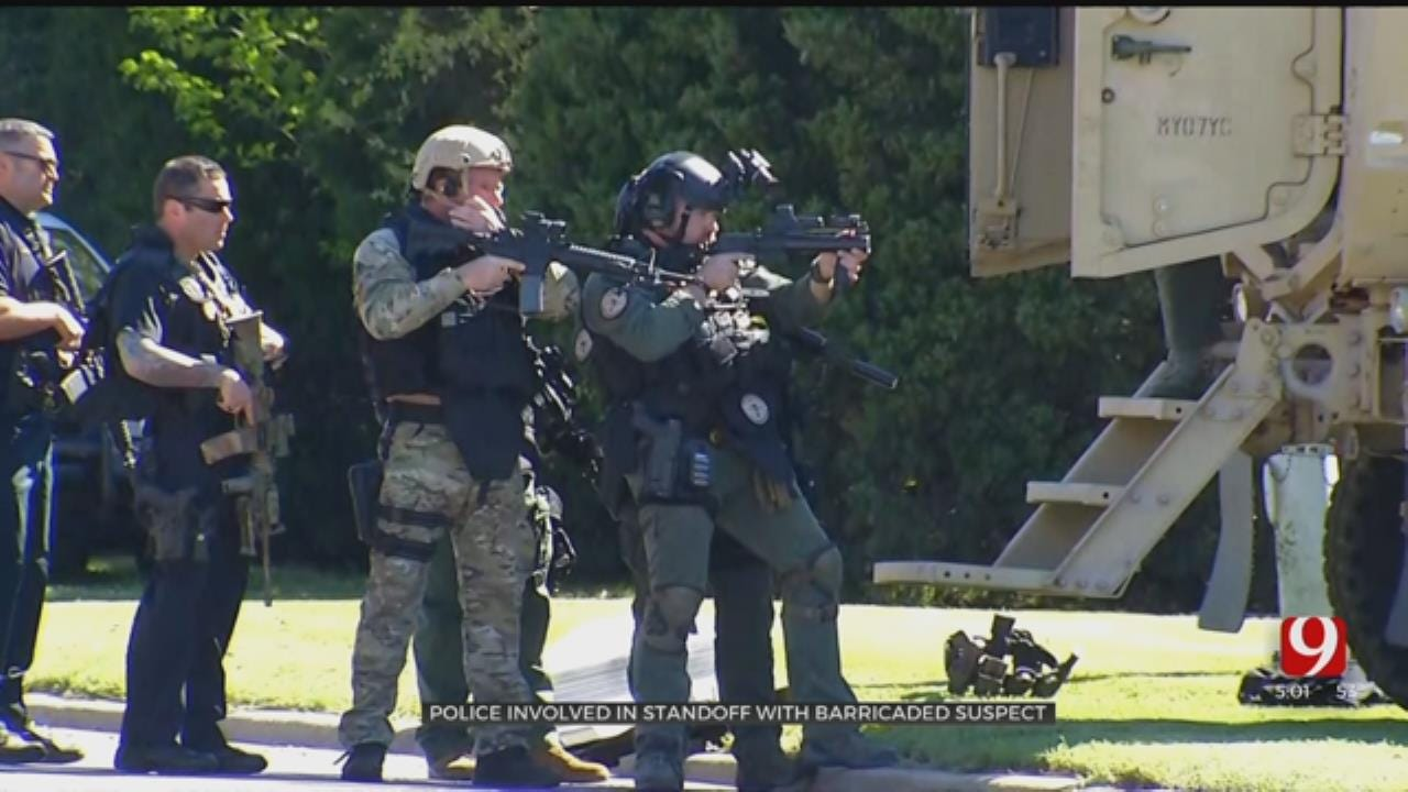 1 In Custody After Warr Acres Standoff