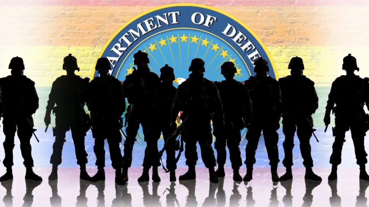 Controversial Policy Affecting Transgender Military Members Approved