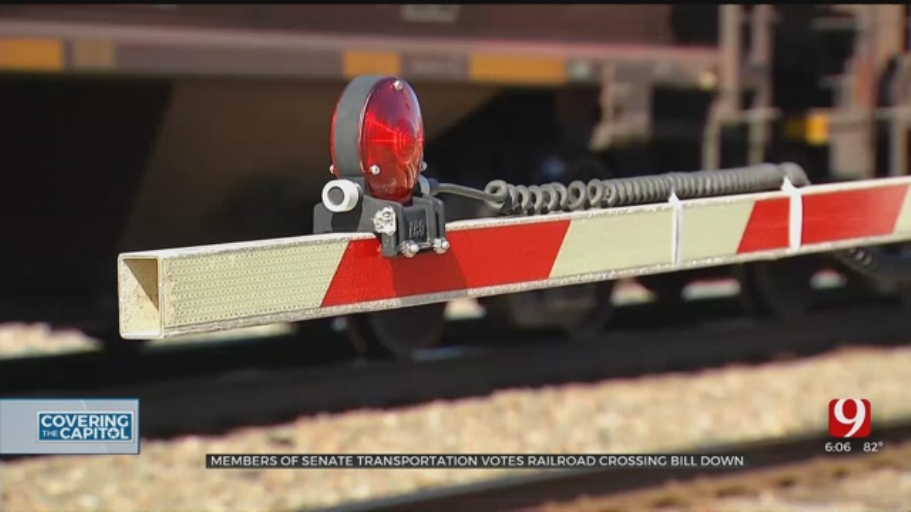 Sources: State Senators Facing Retribution After Voting Against Bill That Would Fine Trains