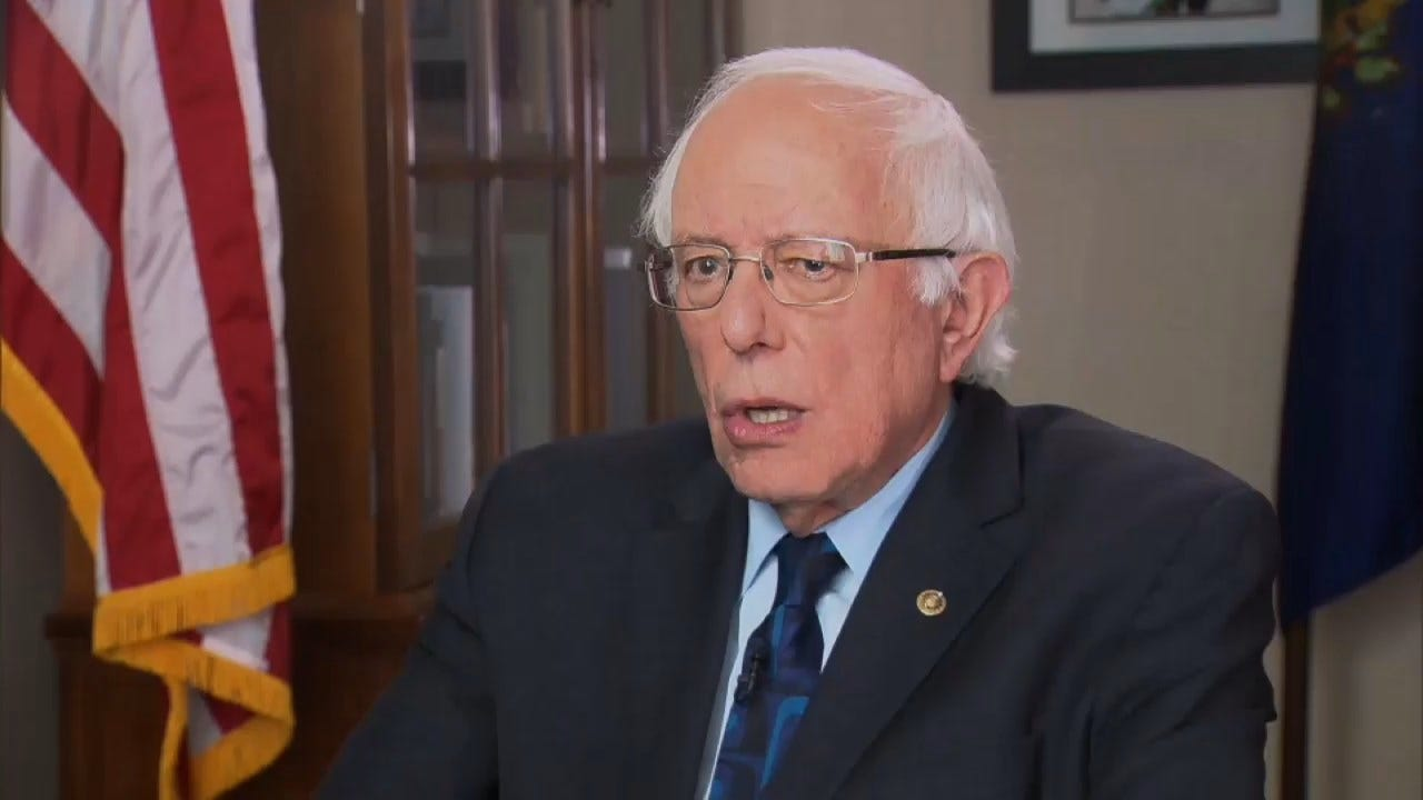 Bernie Sanders On The Role Of Insurance Companies Under 'Medicare For All'