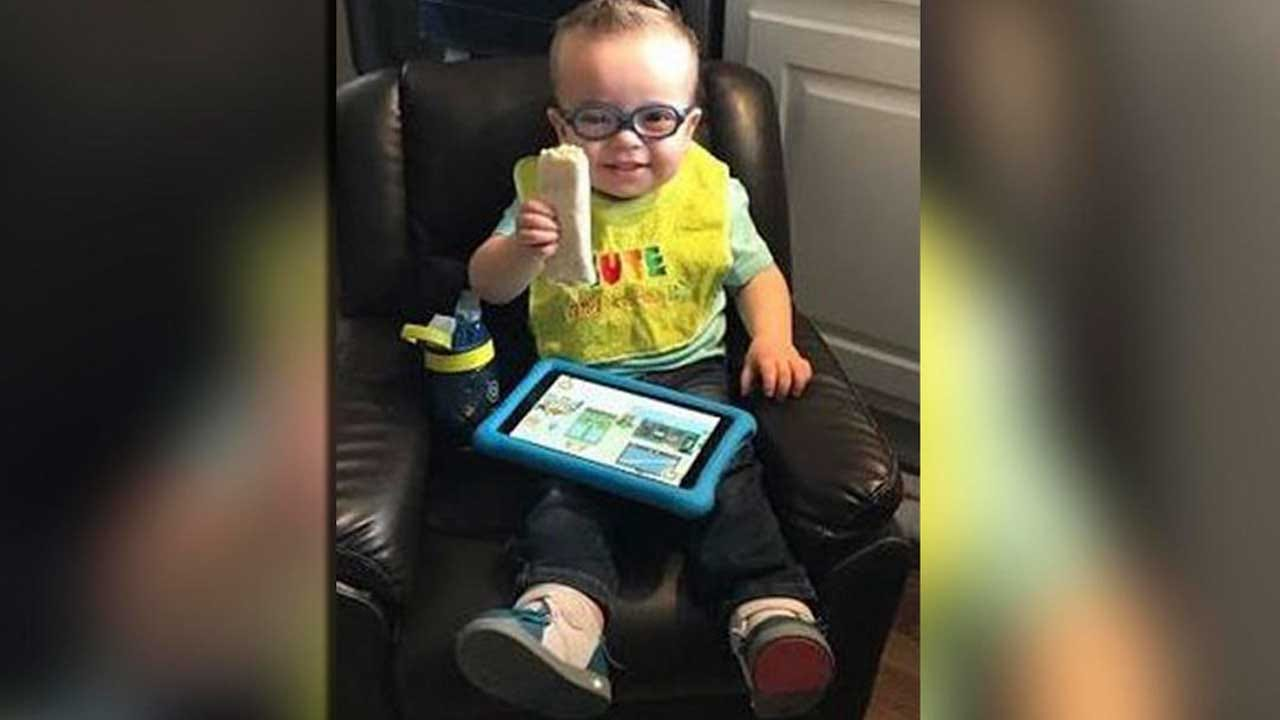 2-Year-Old Boy With Spina Bifida Now Running After Taking Inspiring First Steps