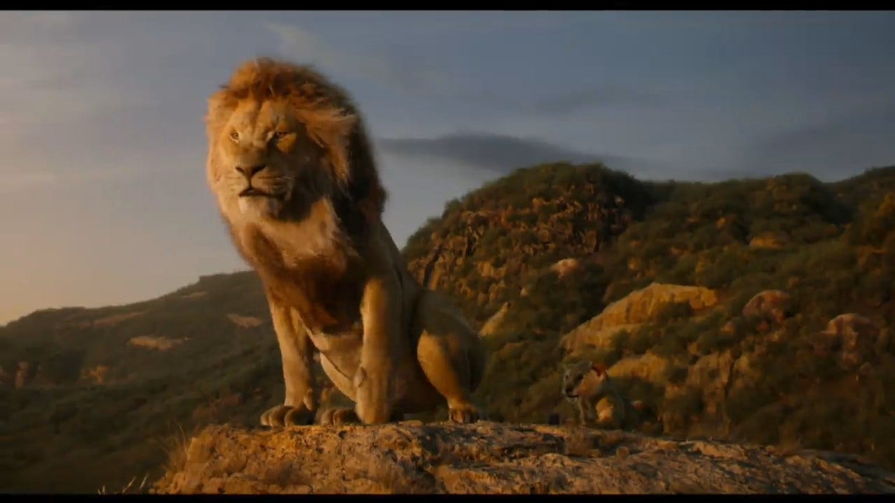WATCH: Disney Releases New Trailer For 'The Lion King'