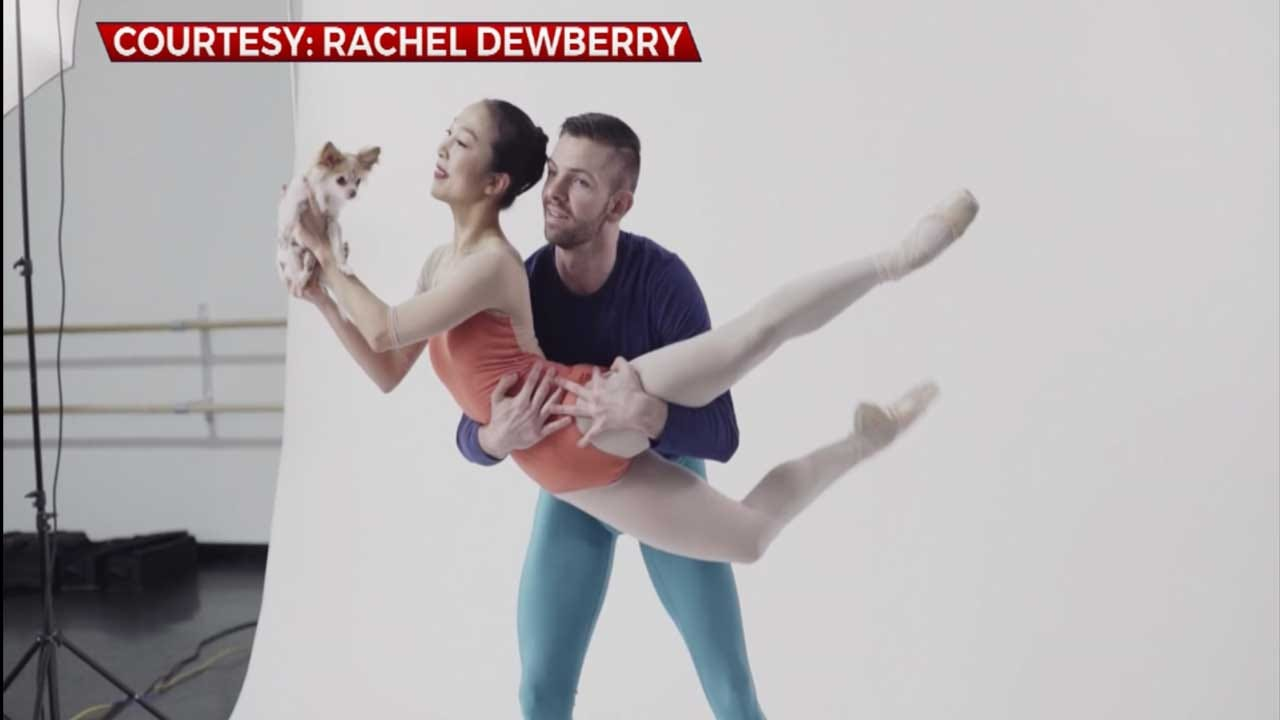 WATCH: OKC Ballet Teams Up With Oklahoma Humane Society
