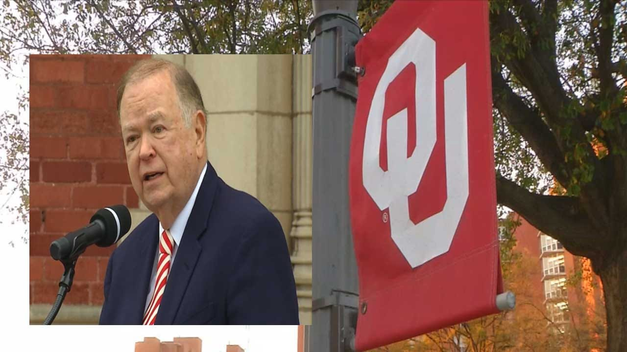 OU Board Of Regents Issues Statement In Ongoing Investigation Against Boren