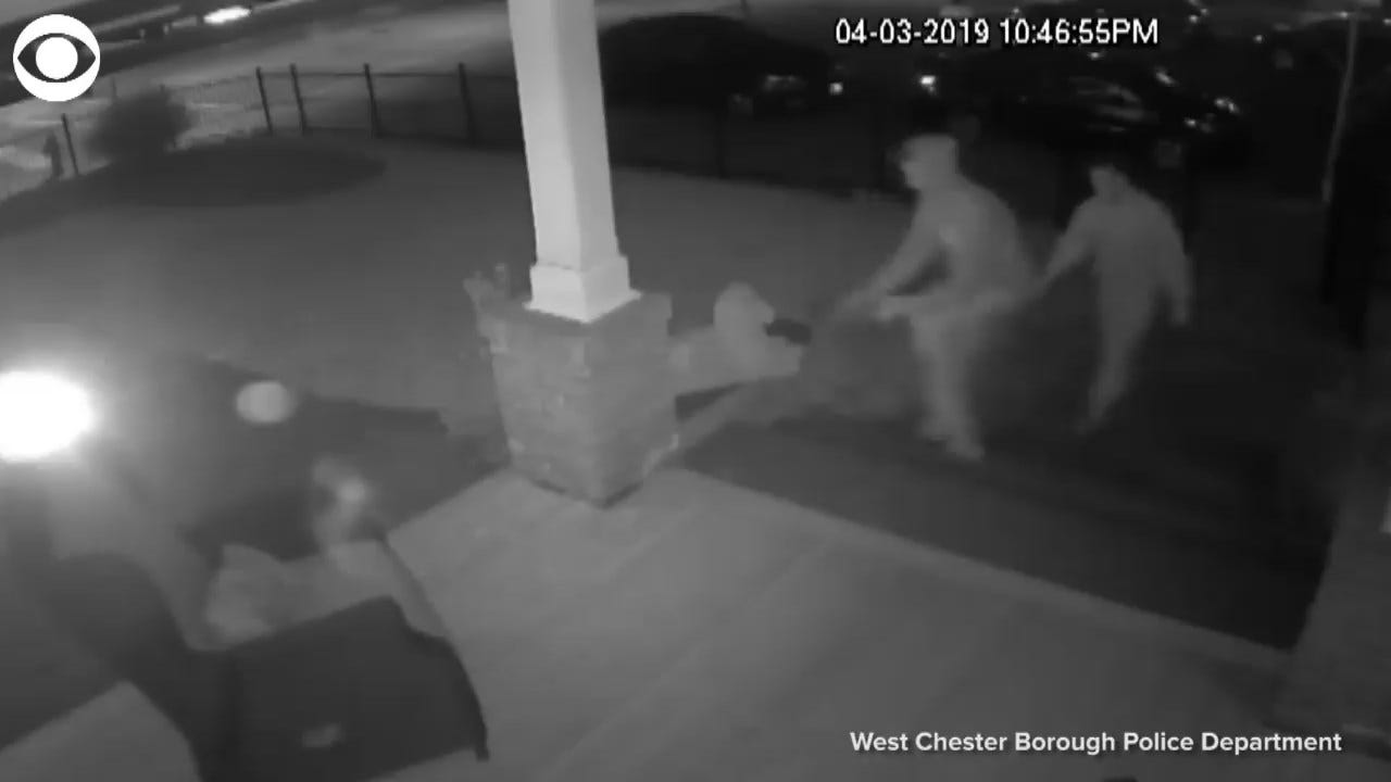 Porch Pirates Have A Change Of Heart