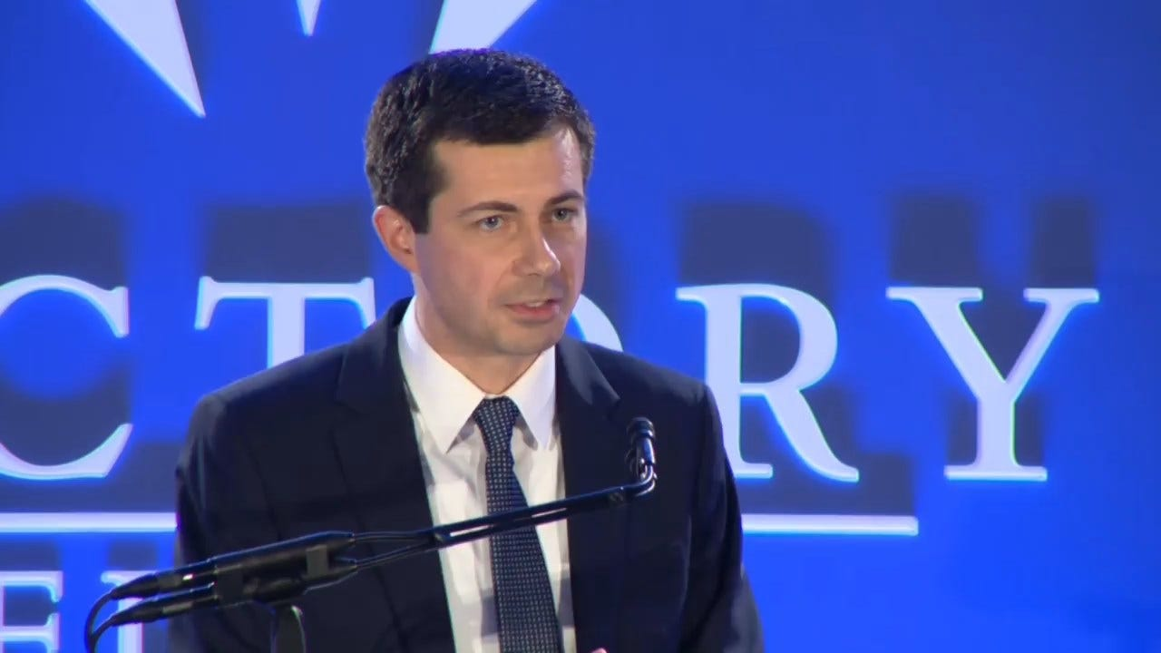Buttigieg Challenges Pence On LGBTQ Rights: 'Your Quarrel Is With My Creator'