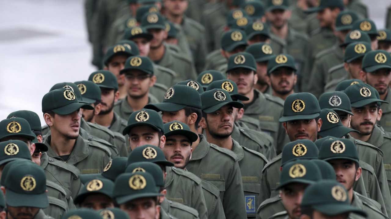Sec. Pompeo Announces The Designation Of Iran's Islamic Revolutionary Guard As Terrorist Group