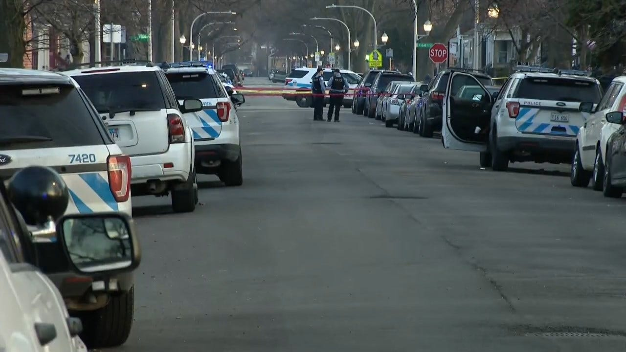 6 People, Including 2 Children, Shot At Baby Shower In Chicago