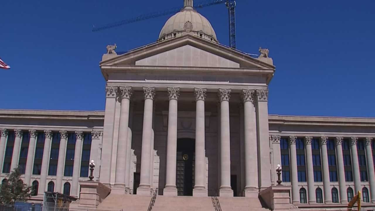 Page Program Returns To OKC Capitol After Reports Of Sexual Assault