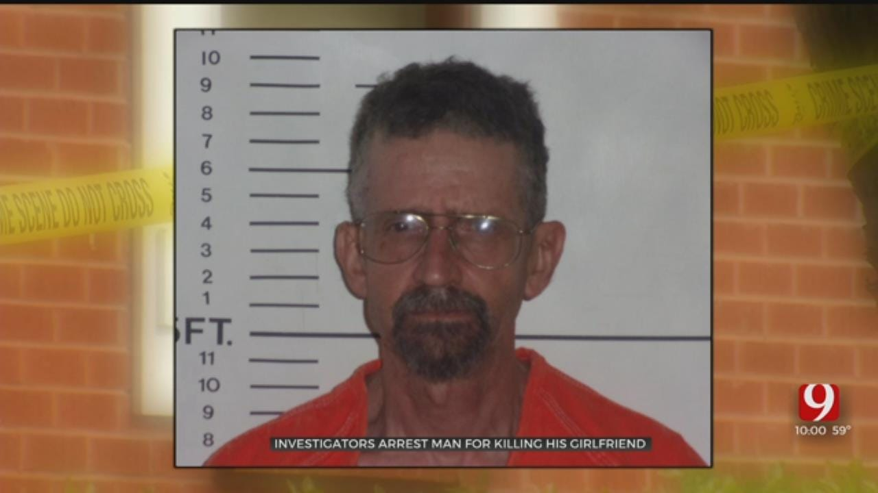 Police: Human Remains Found At Kingfisher Property, Woman's Boyfriend Arrested