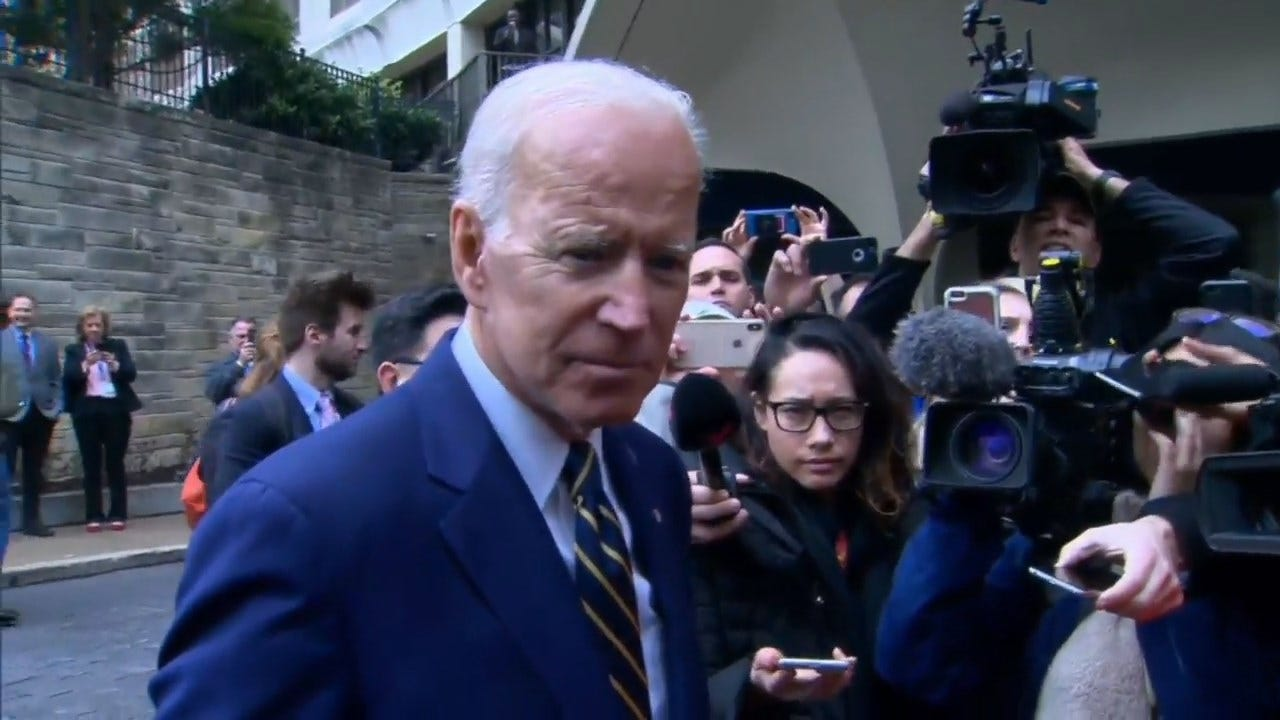 Former VP Biden 'Very Close To Making A Decision' Concerning Presidential Run