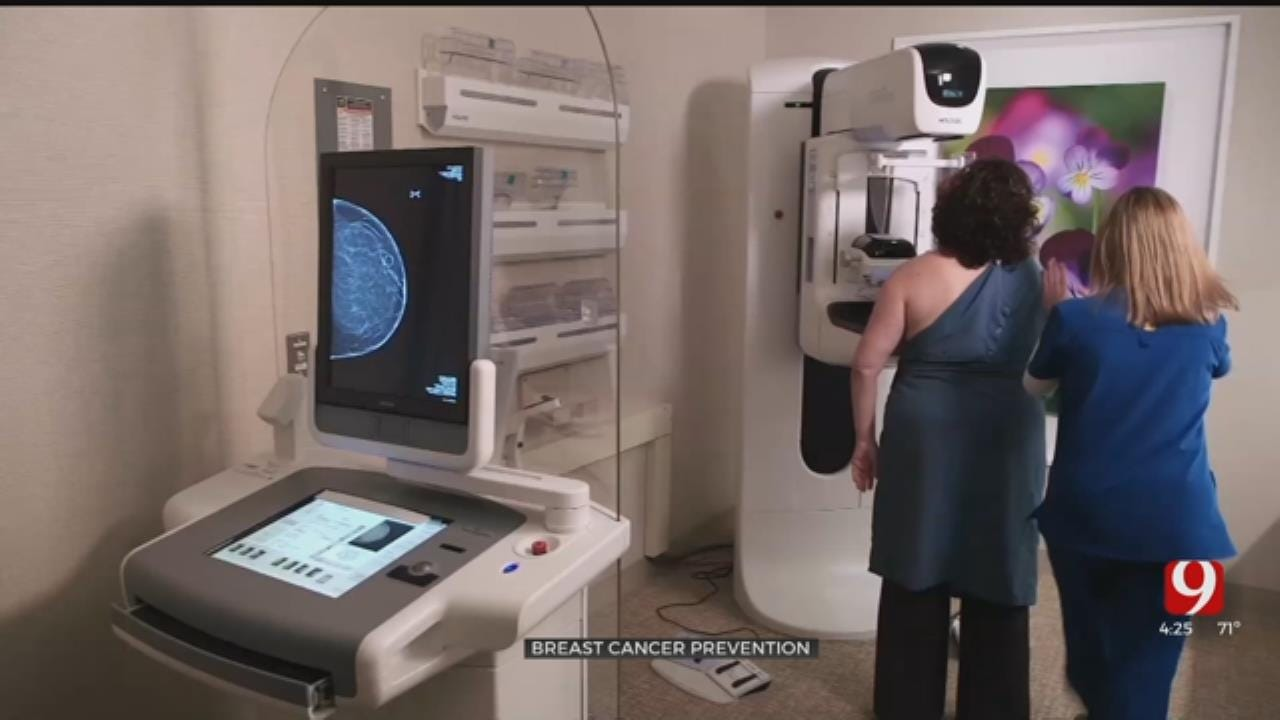 Medical Minute: Breast Cancer Prevention