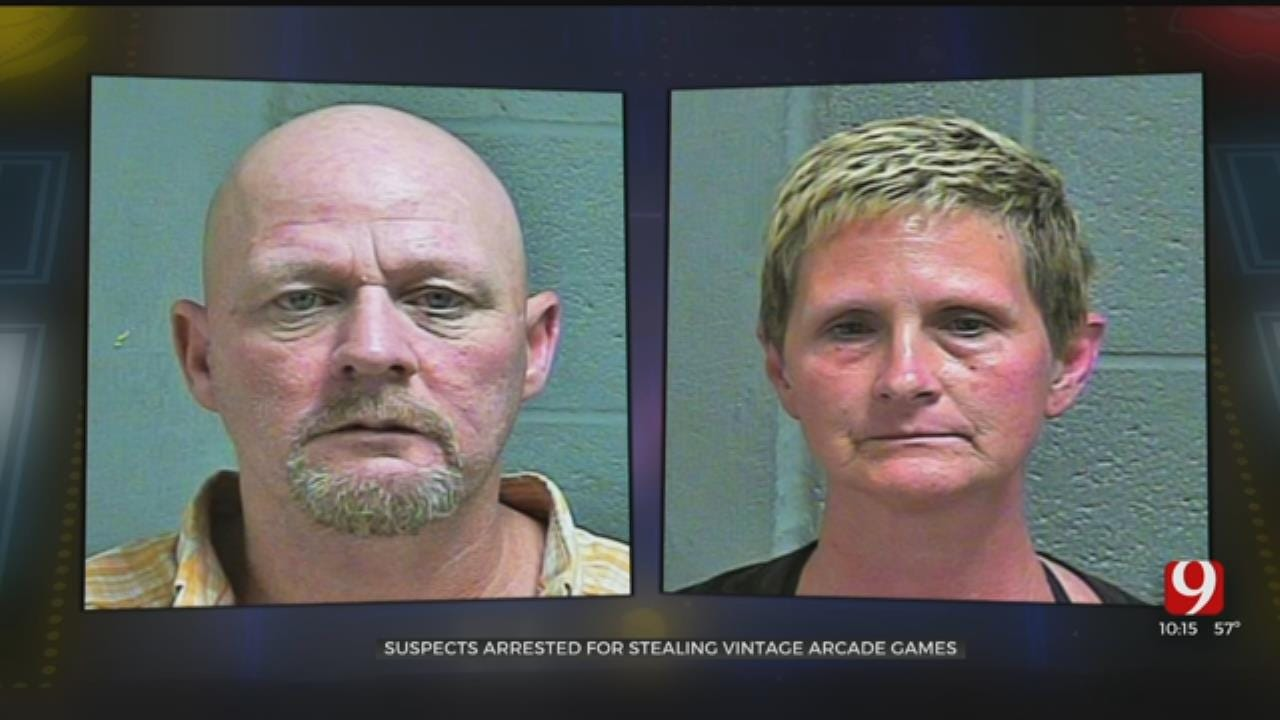 Suspects Arrested In Sting Operation After Stealing Vintage Video Games