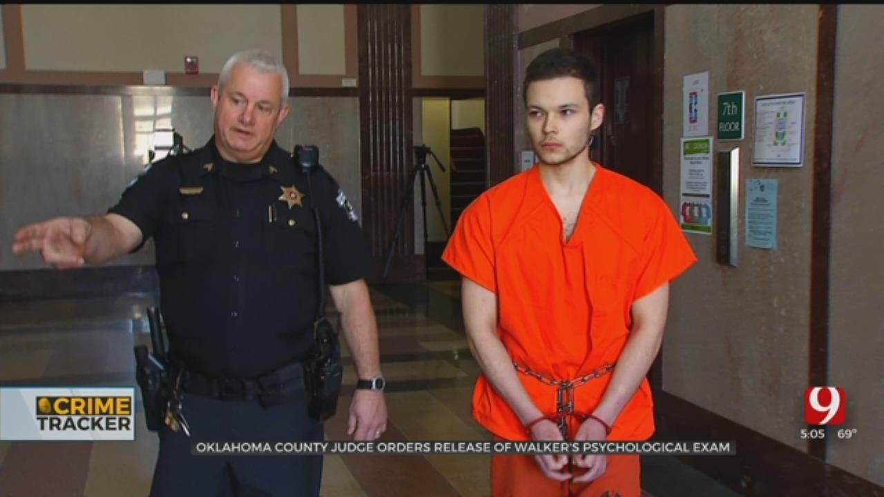 Judge Orders Release Of Edmond Double Murder Suspect's Psychological Exam