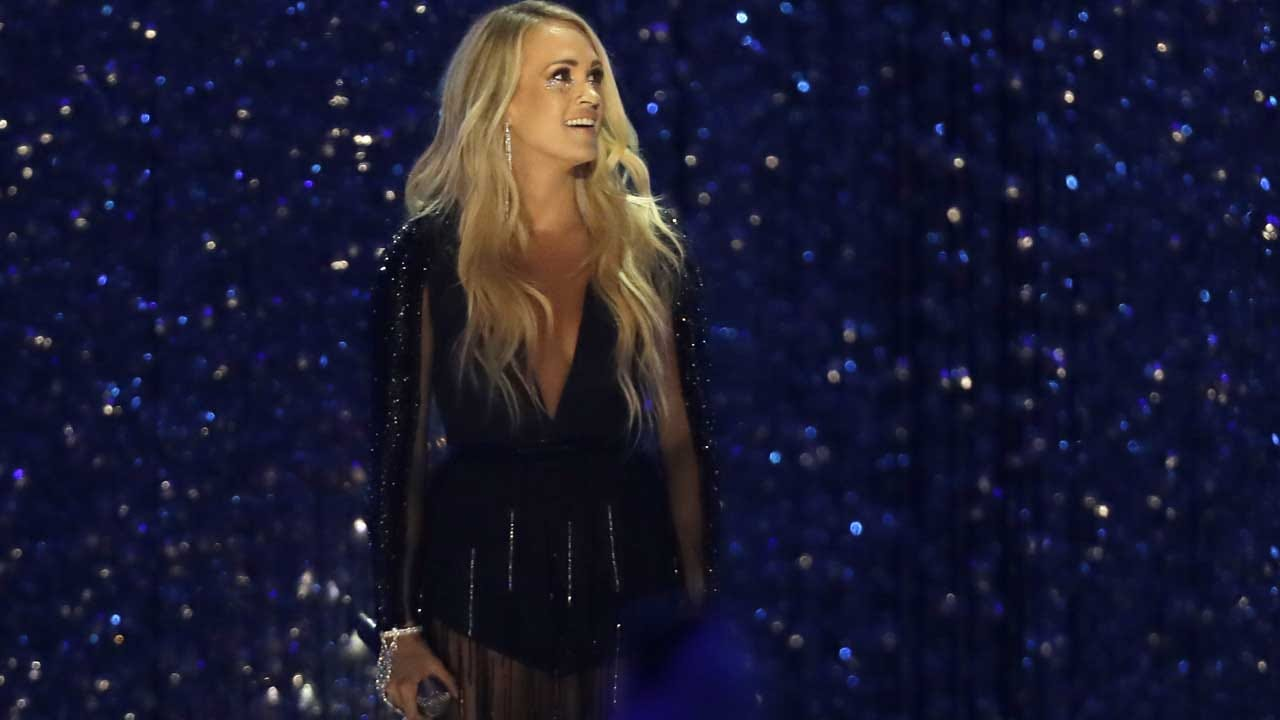 Carrie Underwood Prepares For 'Cry Pretty' Tour