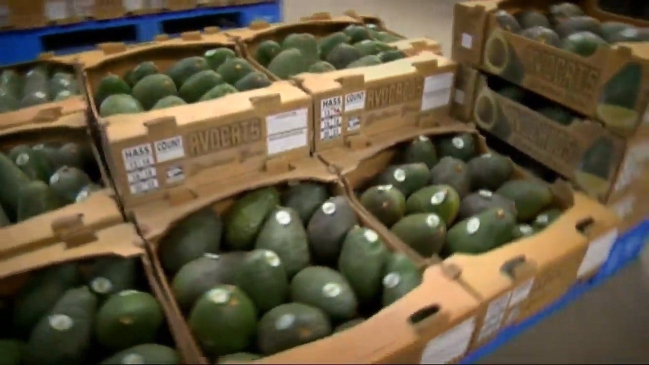 If U.S.-Mexico Border Closed, Avocados Would Soon Be Toast, For Starters