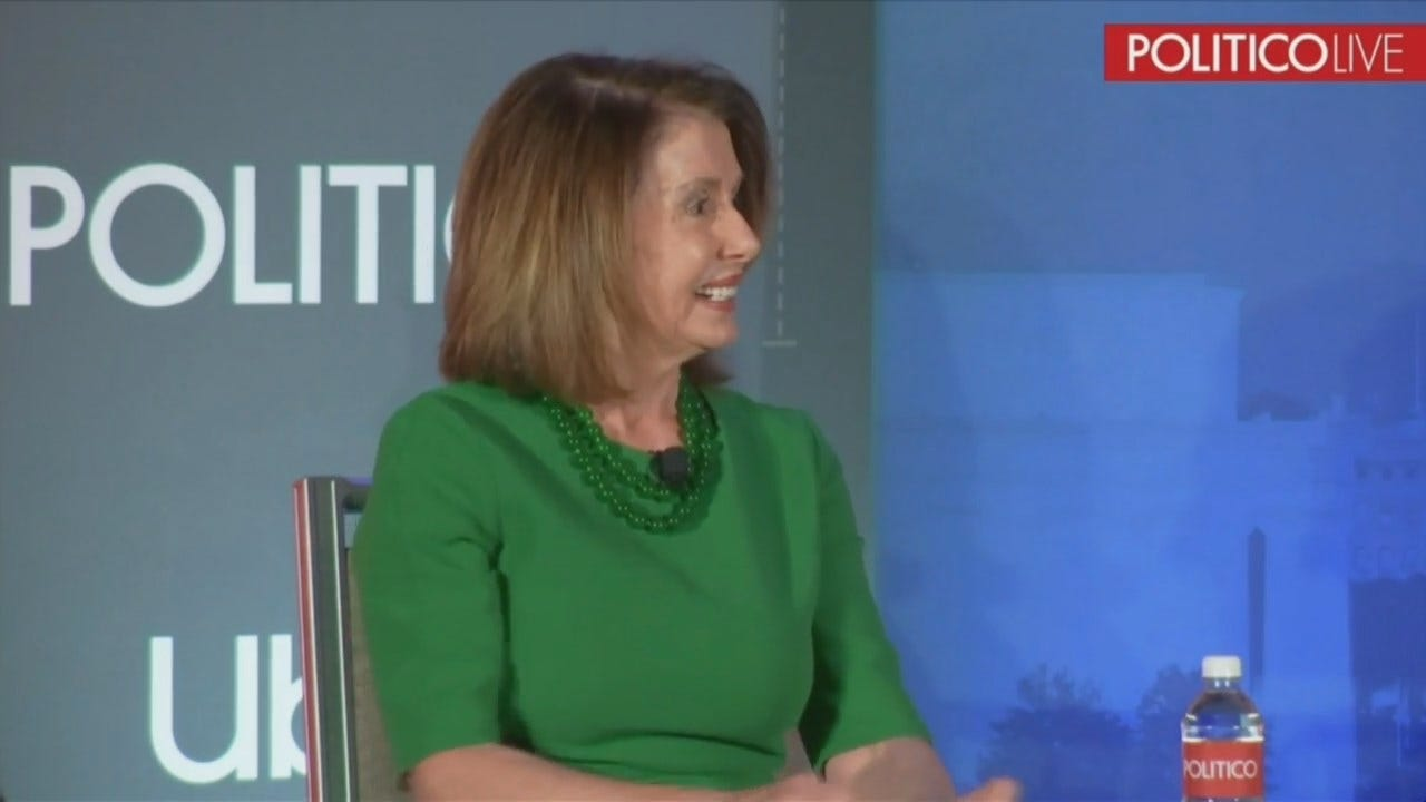 Pelosi: Claims About Biden 'Touching' Aren't 'Disqualifying'