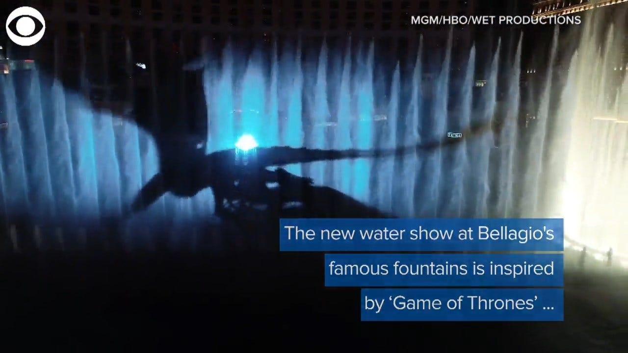 Game Of Thrones Bellagio Fountains