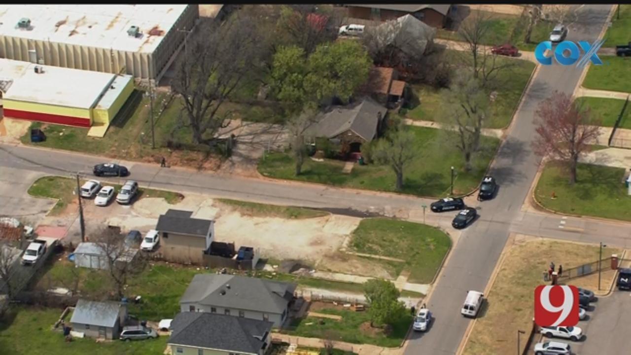 Police Investigate Shooting In SW OKC