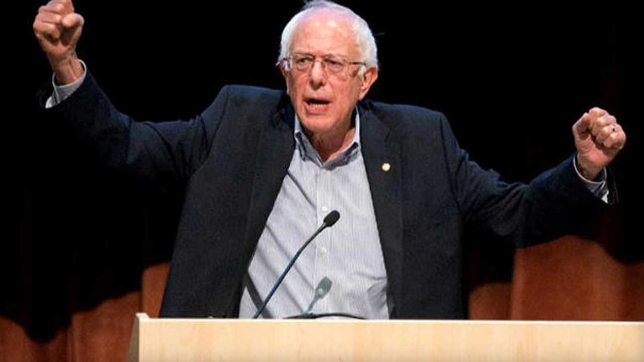 Bernie Sanders Vows To Cut Prescription Drug Prices By Half If He's Elected