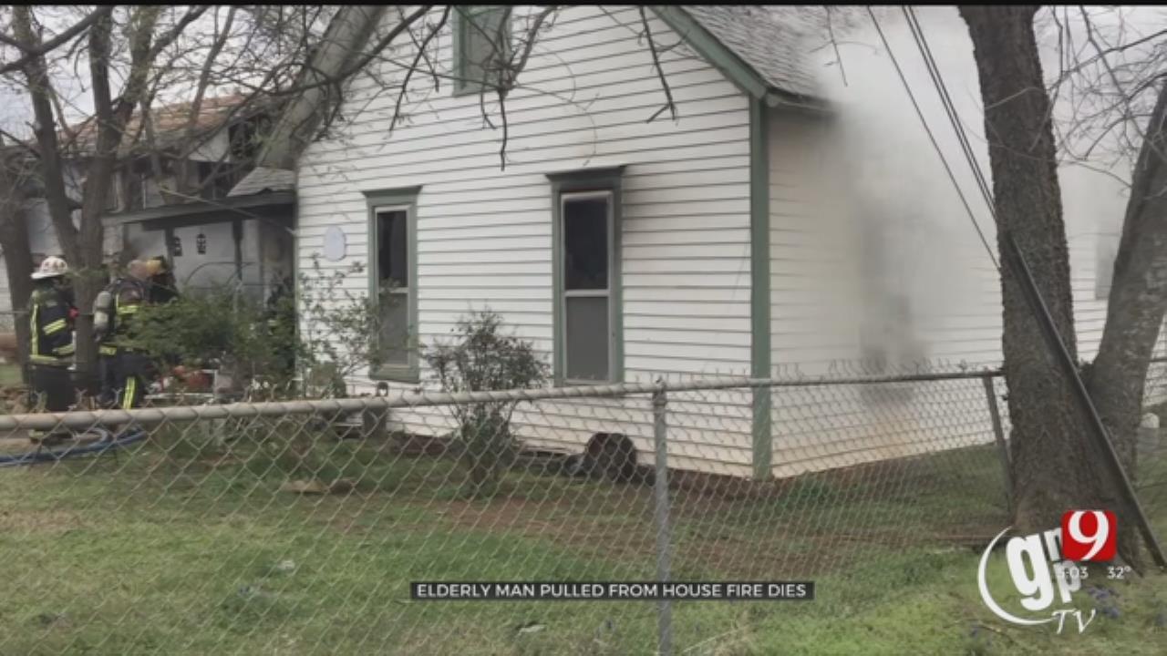 Guthrie Man Dies In House Fire