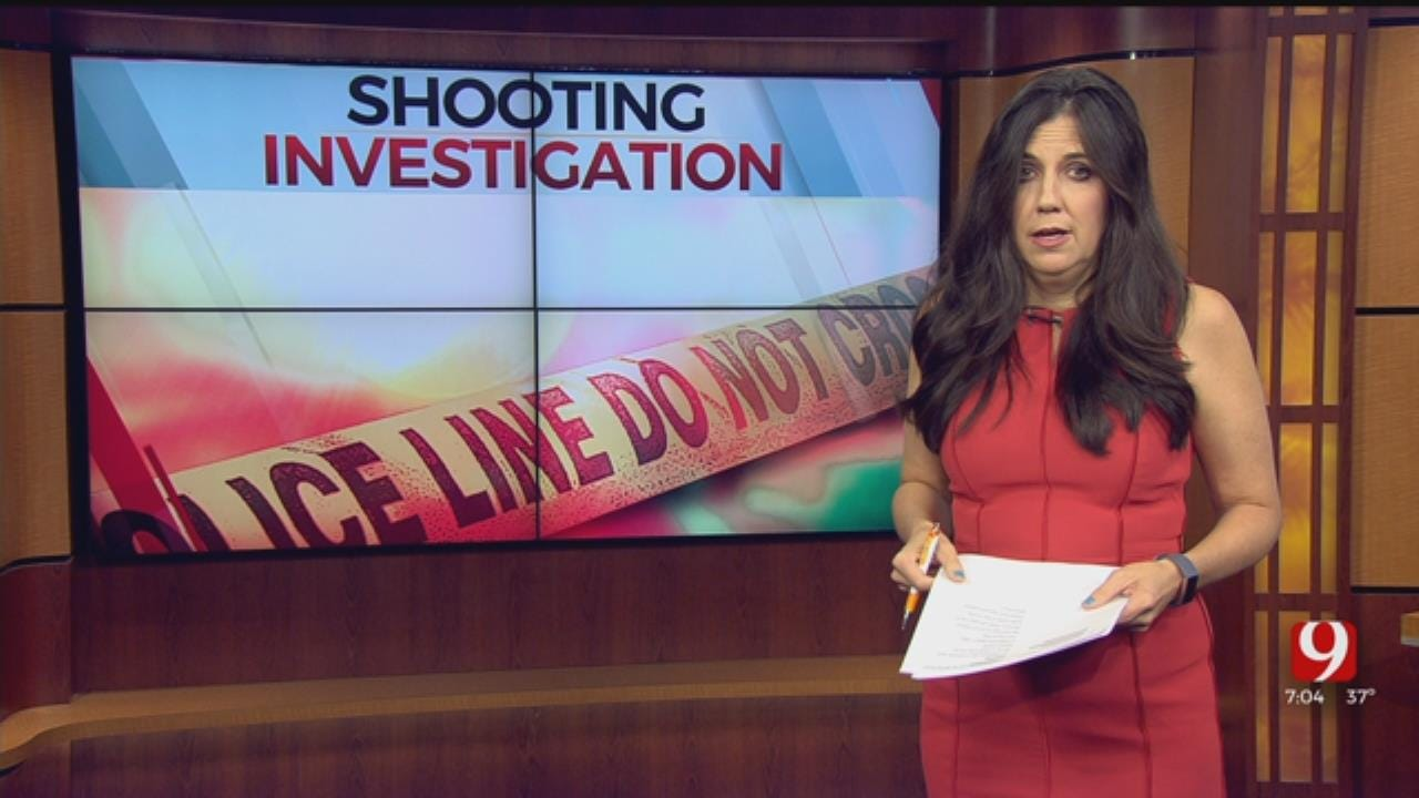Police Investigating After Suspect Opens Fire On Ada Home