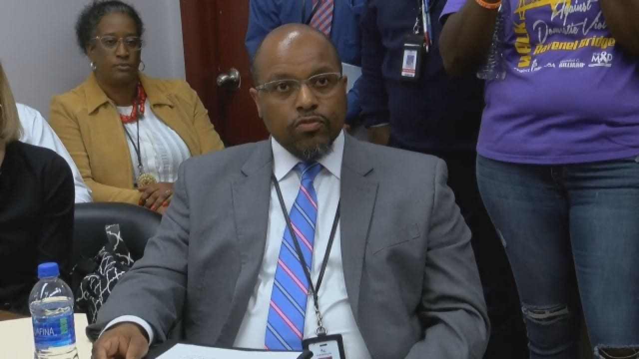 School Board Holds Meeting After Death Of 10-Year-Old Student