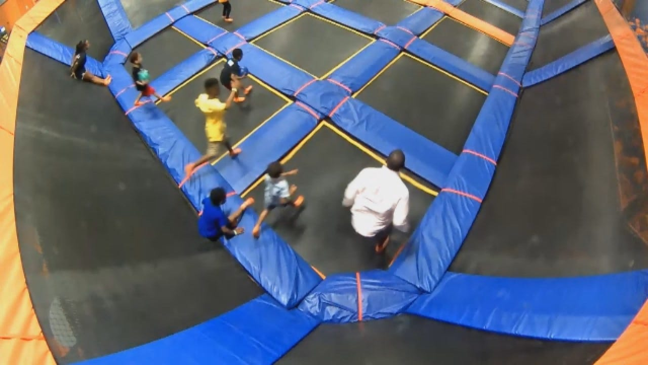 Trampoline Parks Exploding In Popularity, But Expert Warns Of 'Catastrophic Injuries'