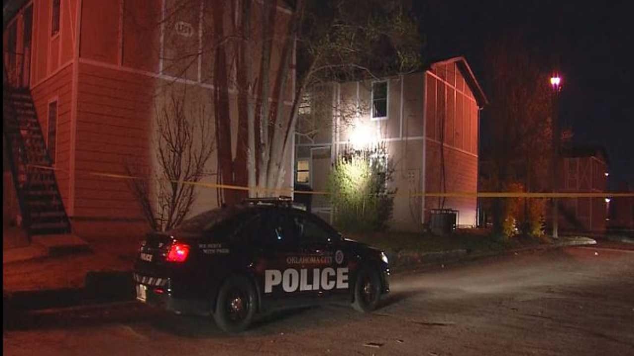 Police Respond To Shooting In SE Oklahoma City