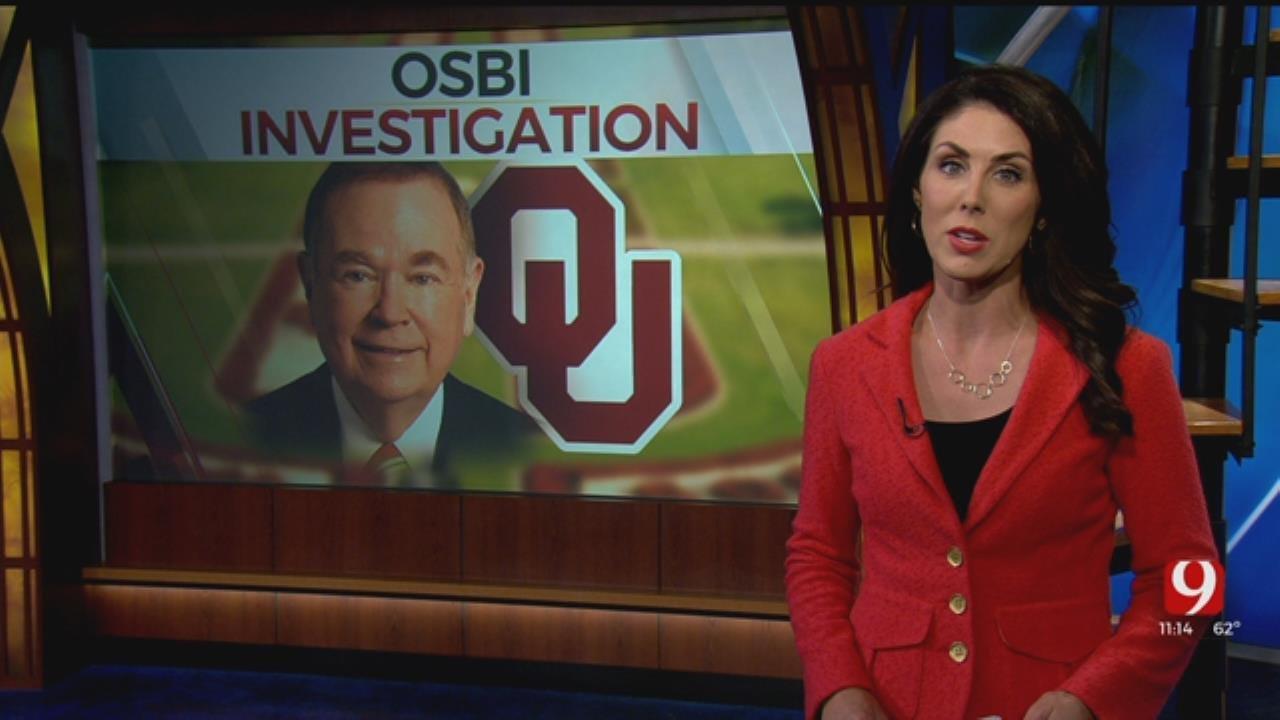 OSBI Investigating Sexual Harassment Claims Against David Boren, Former VP Of Development