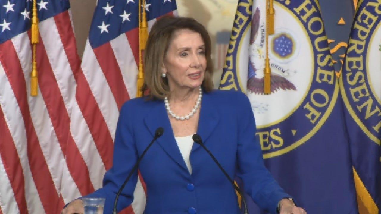 Pelosi Addresses The Mueller Report, Calls For Schiff's Resignation