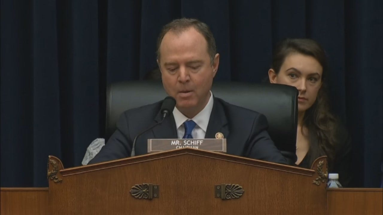 Republicans Call For Congressman Schiff's Resignation From Committee After Mueller Report