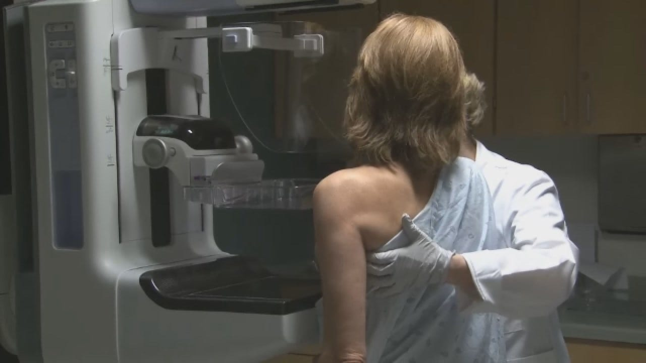 FDA Proposes New Mammogram Guidelines For Dense Breasts