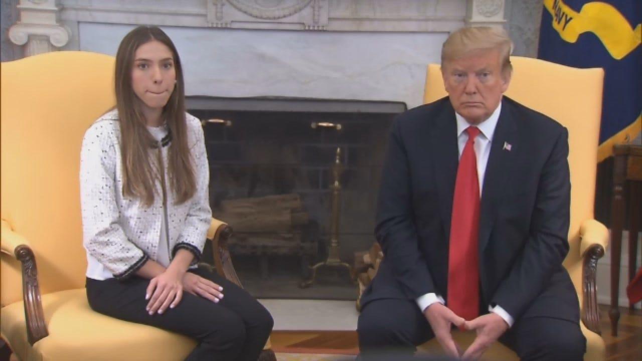 President Trump Discusses Options Concerning Venezuelan Crisis