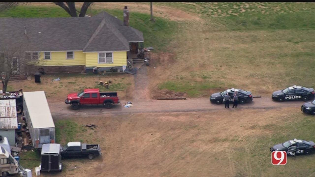 Shooting Reported In SE OKC