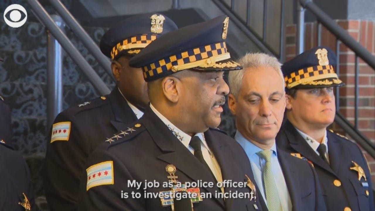 Chicago Officials React After Charges Against Jussie Smollett Are Dropped